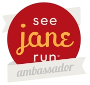 Official See Jane Run Ambassador 2013-2014