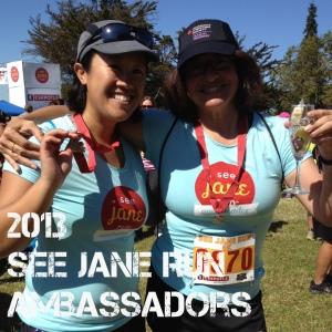 2013-2014 See Jane Run Ambassadors
