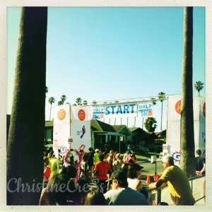 Good Morning, Start Line!