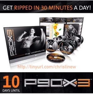 P90X3...in 10 days!
