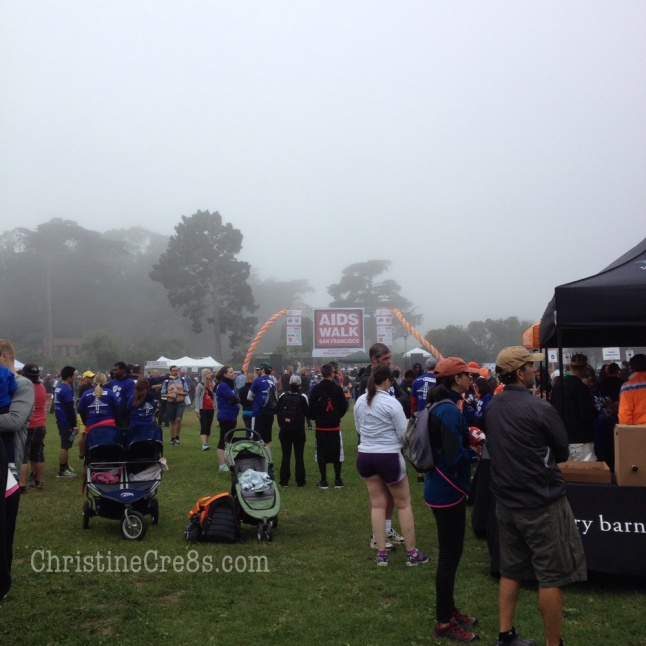 San Francisco AIDS Walk 2014